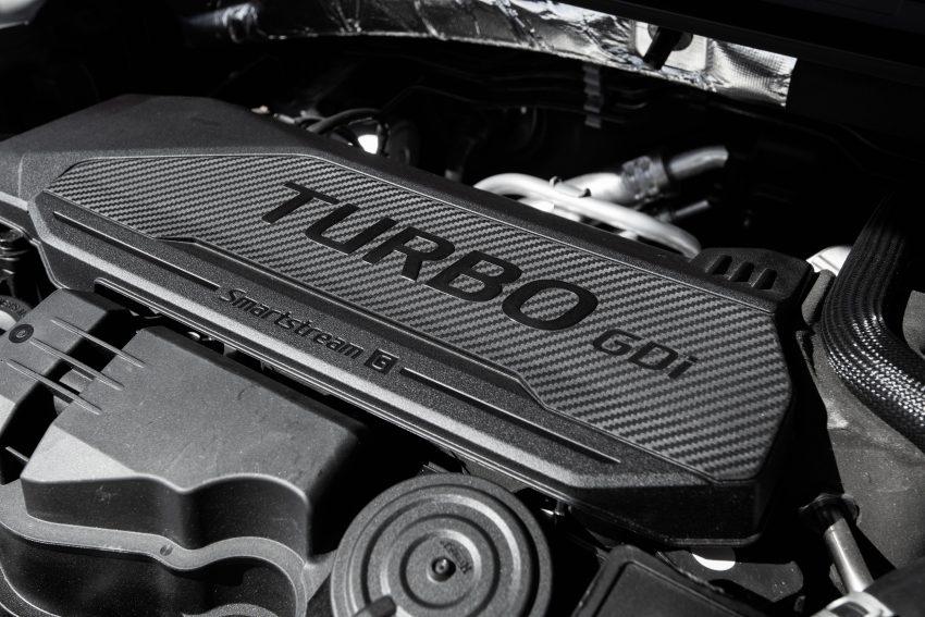 2021 Kia K5 GT-Line AWD - Engine Wallpapers 850x567 #25