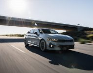2021 Kia K5 GT-Line AWD - Front Three-Quarter Wallpapers 190x150