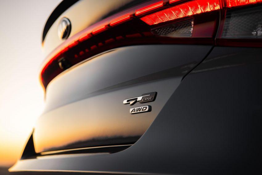 2021 Kia K5 GT-Line AWD - Tail Light Wallpapers 850x567 #23