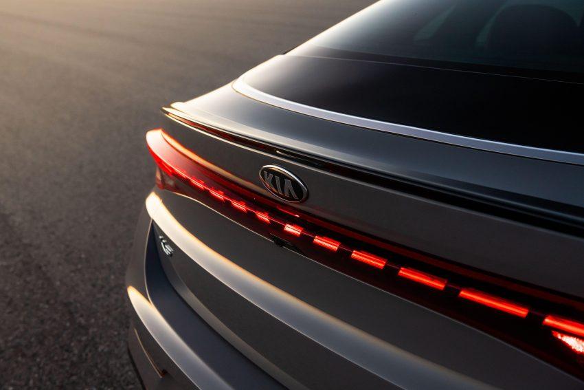 2021 Kia K5 GT-Line AWD - Tail Light Wallpapers 850x567 #21