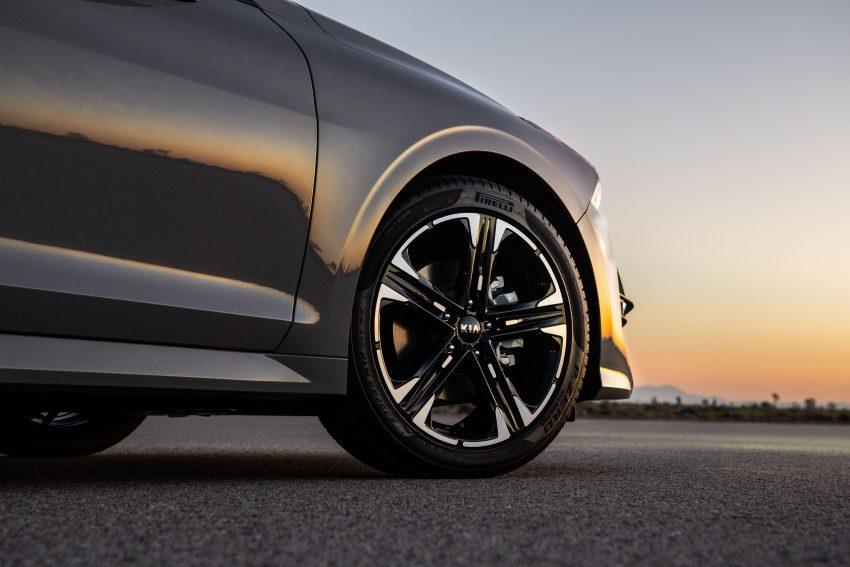 2021 Kia K5 GT-Line AWD - Wheel Wallpapers 850x567 #20