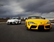 2021 Toyota GR Supra 3.0 Premium [US-spec] - Front Wallpapers 190x150