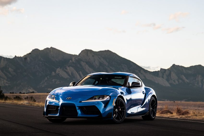2021 Toyota GR Supra A91 Edition - Front Three-Quarter Wallpapers 850x566 #18