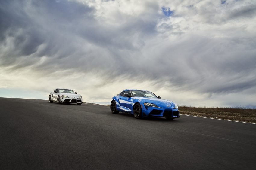 2021 Toyota GR Supra A91 Edition - Front Three-Quarter Wallpapers 850x566 #6