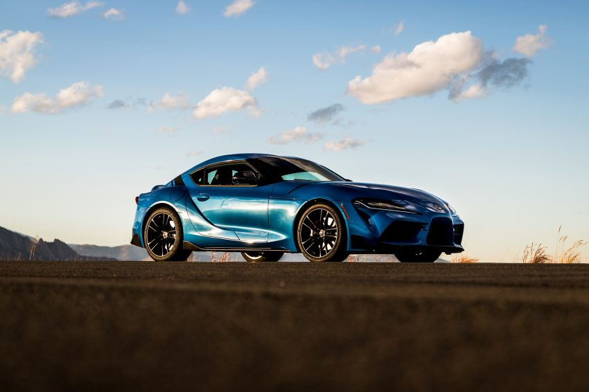 2021 Toyota GR Supra A91 Edition - Front Three-Quarter Wallpapers 850x566 #26
