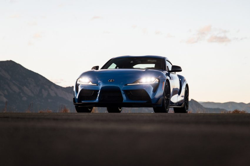 2021 Toyota GR Supra A91 Edition - Front Wallpapers 850x566 #20
