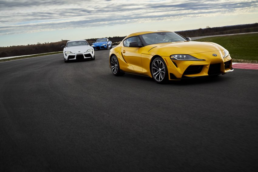 2021 Toyota GR Supra A91 Edition - Front Wallpapers 850x566 #7