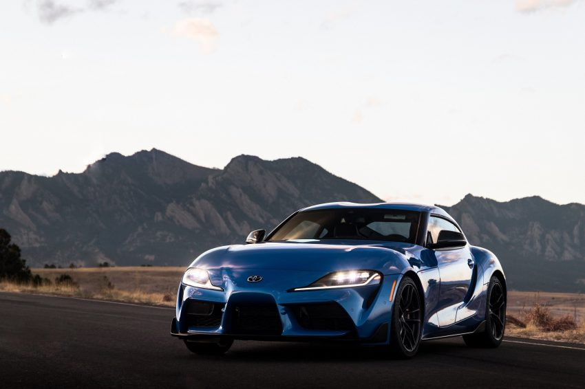 2021 Toyota GR Supra A91 Edition - Front Wallpapers 850x566 #27