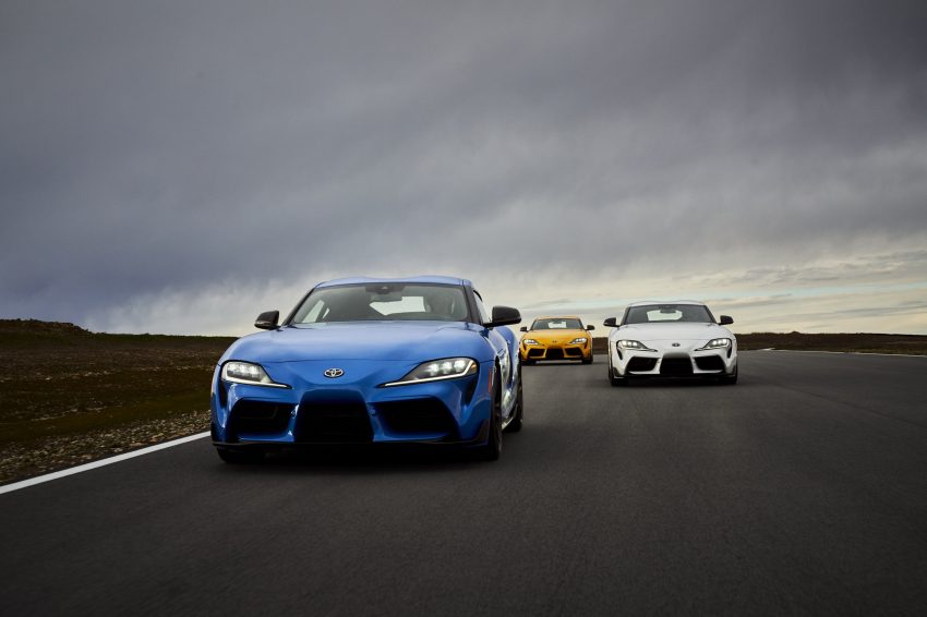 2021 Toyota GR Supra A91 Edition - Front Wallpapers 850x566 #10