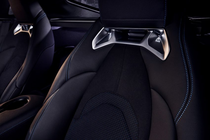 2021 Toyota GR Supra A91 Edition - Interior, Seats Wallpapers 850x566 #56
