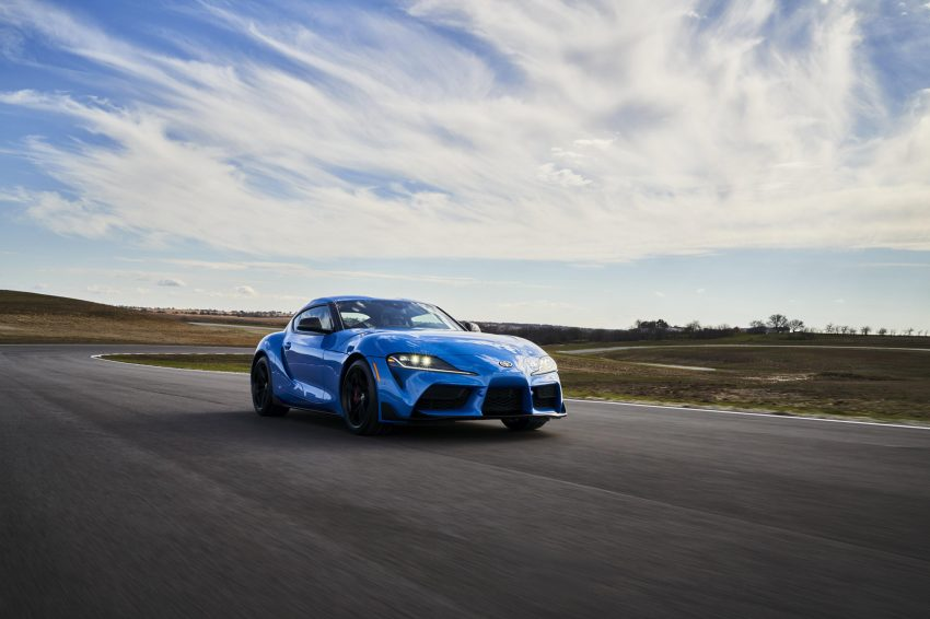 2021 Toyota GR Supra A91 Edition [US-spec] - Front Three-Quarter Wallpapers 850x566 #36