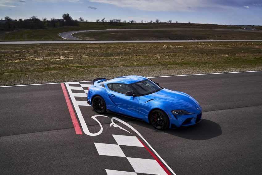 2021 Toyota GR Supra A91 Edition [US-spec] - Top Wallpapers 850x566 #45
