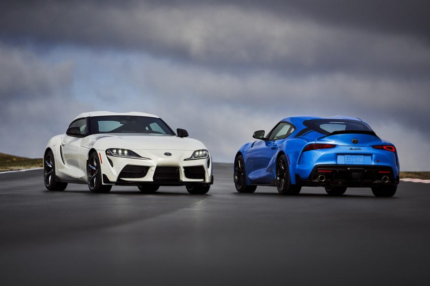 2021 Toyota GR Supra A91 Edition [US-spec] Wallpapers 850x566 #50