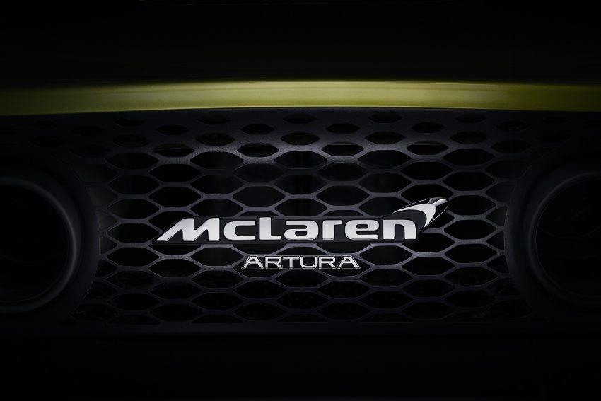 2022 McLaren Artura - Detail Wallpapers 850x567 #35