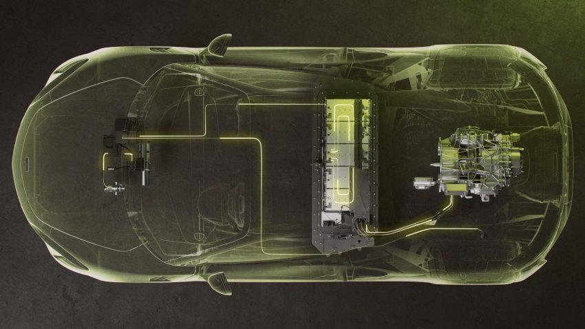 2022 McLaren Artura - Hybrid Powertrain Wallpapers 850x478 #47