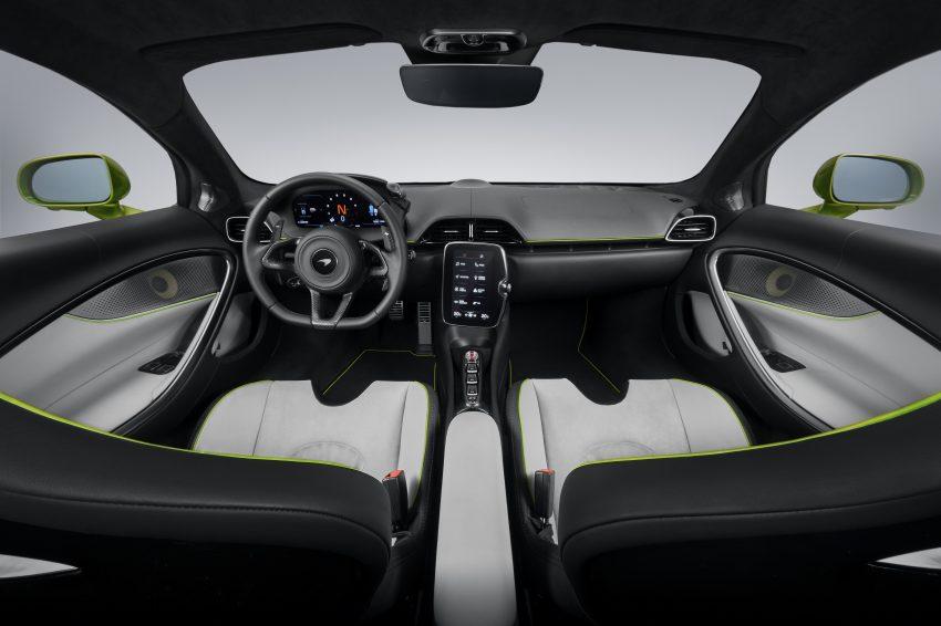 2022 McLaren Artura - Interior, Cockpit Wallpapers 850x566 #44