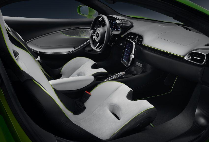 2022 McLaren Artura - Interior Wallpapers 850x580 #45