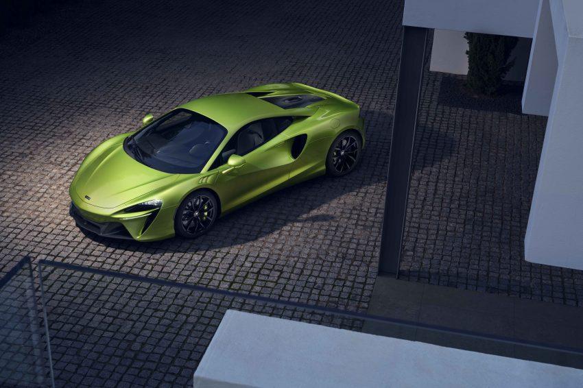 2022 McLaren Artura - Top Wallpapers 850x566 #27