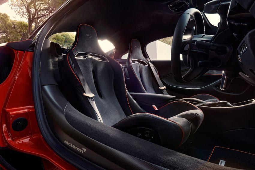 2022 McLaren Artura [UK-spec] - Interior, Seats Wallpapers 850x567 #38