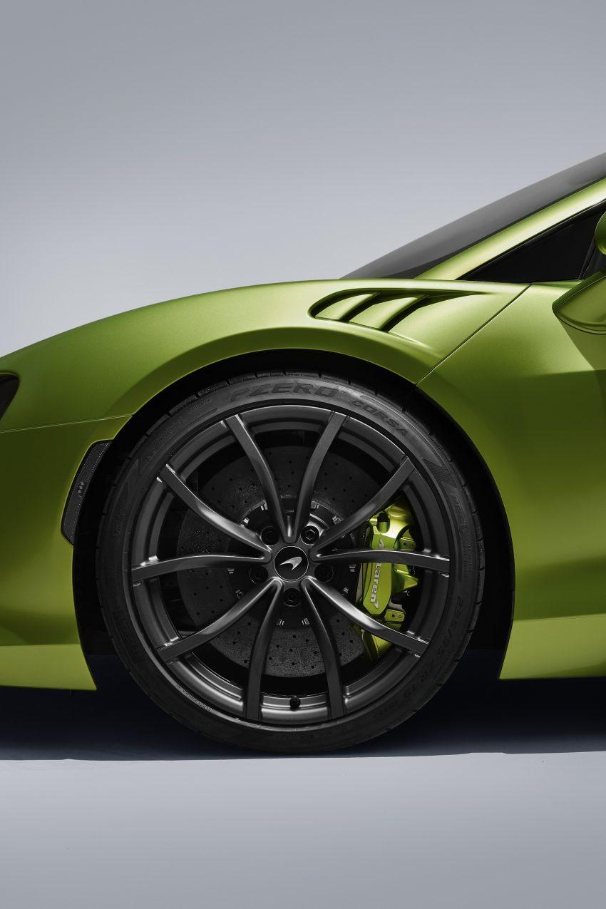 2022 McLaren Artura - Wheel Phone Wallpapers 850x1275 #33
