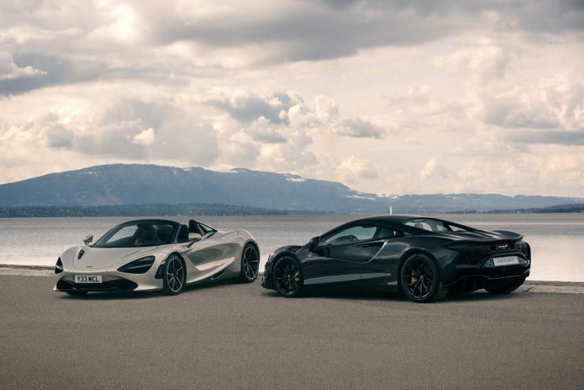 2022 McLaren Artura and McLaren 720S Wallpapers 850x567 #11