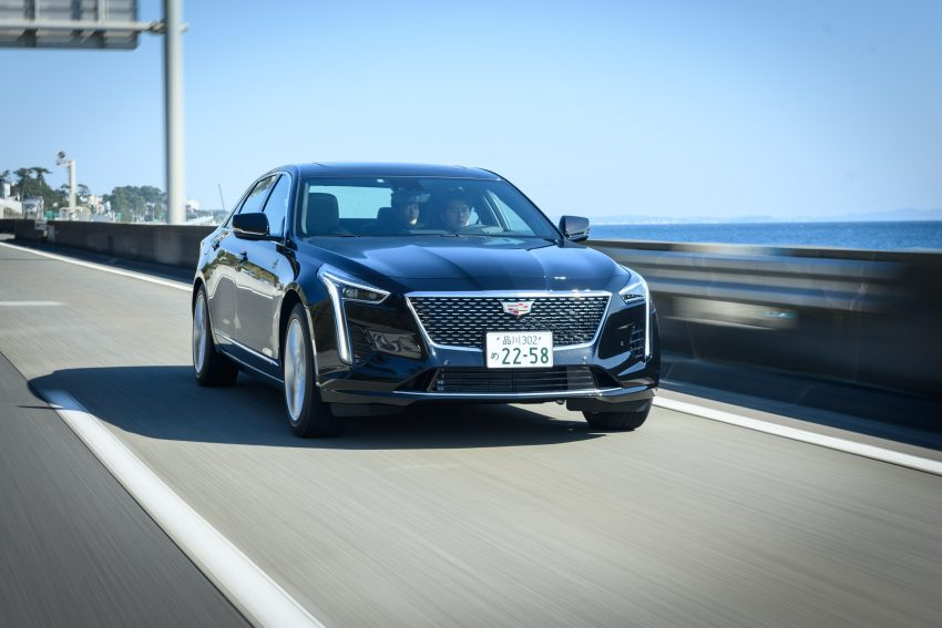 2020 Cadillac CT6 Platinum - Front Wallpapers 850x567 #1