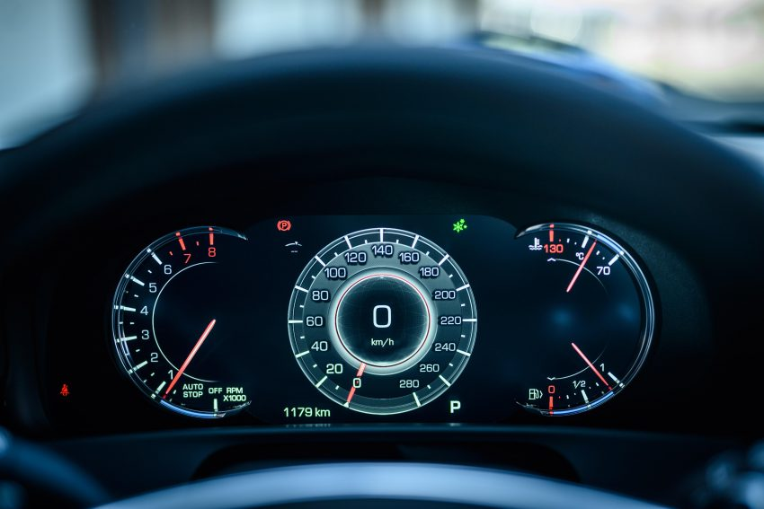 2020 Cadillac CT6 Platinum - Instrument Cluster Wallpapers 850x567 #7