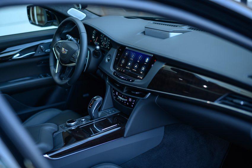 2020 Cadillac CT6 Platinum - Interior, Cockpit Wallpapers 850x567 #8