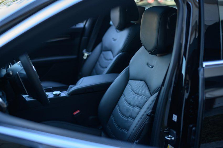 2020 Cadillac CT6 Platinum - Interior, Front Seats Wallpapers 850x567 #11