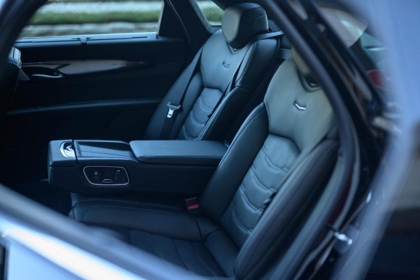 2020 Cadillac CT6 Platinum - Interior, Rear Seats Wallpapers 850x567 #12