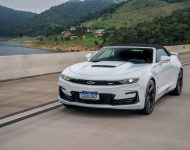 2020 Chevrolet Camaro SS Convertible - Front Wallpapers 190x150