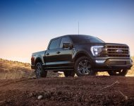 2020 Ford F-150 Lariat Sport SuperCrew - Front Three-Quarter Wallpapers 190x150