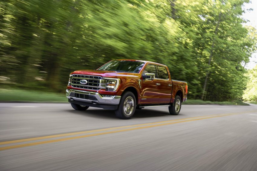 2020 Ford F-150 Lariat SuperCrew - Front Three-Quarter Wallpapers 850x567 #4