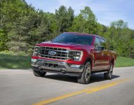 Download 2020 Ford F-150 Lariat SuperCrew HD Wallpapers