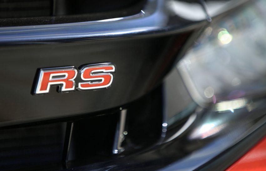 2020 Honda Civic RS Hatchback [AU-spec] - Badge Wallpapers 850x547 #31