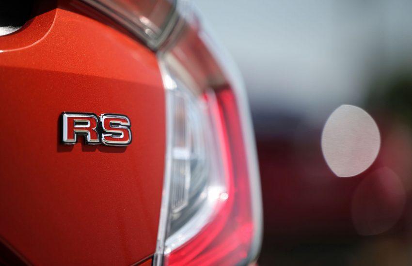 2020 Honda Civic RS Hatchback [AU-spec] - Badge Wallpapers 850x549 #30