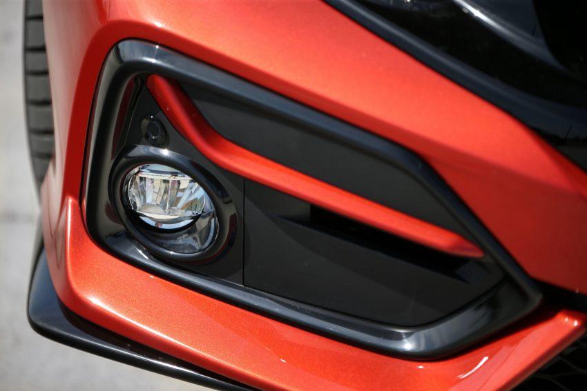 2020 Honda Civic RS Hatchback [AU-spec] - Detail Wallpapers 850x567 #29