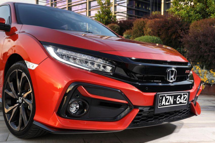 2020 Honda Civic RS Hatchback [AU-spec] - Front Bumper Wallpapers 850x567 #28