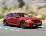 2020 Honda Civic RS Hatchback [AU-spec] - Front Three-Quarter Wallpapers 190x150