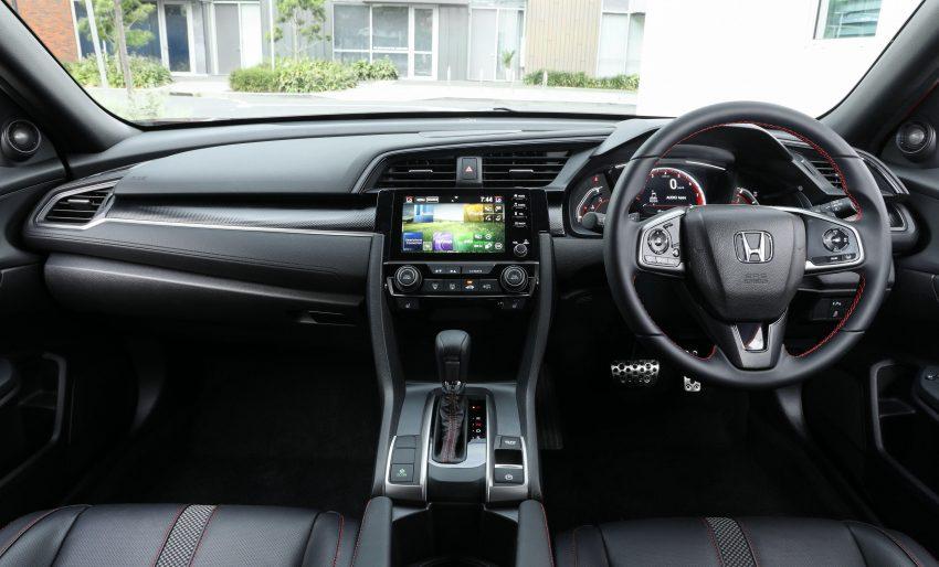2020 Honda Civic RS Hatchback [AU-spec] - Interior, Cockpit Wallpapers 850x514 #37