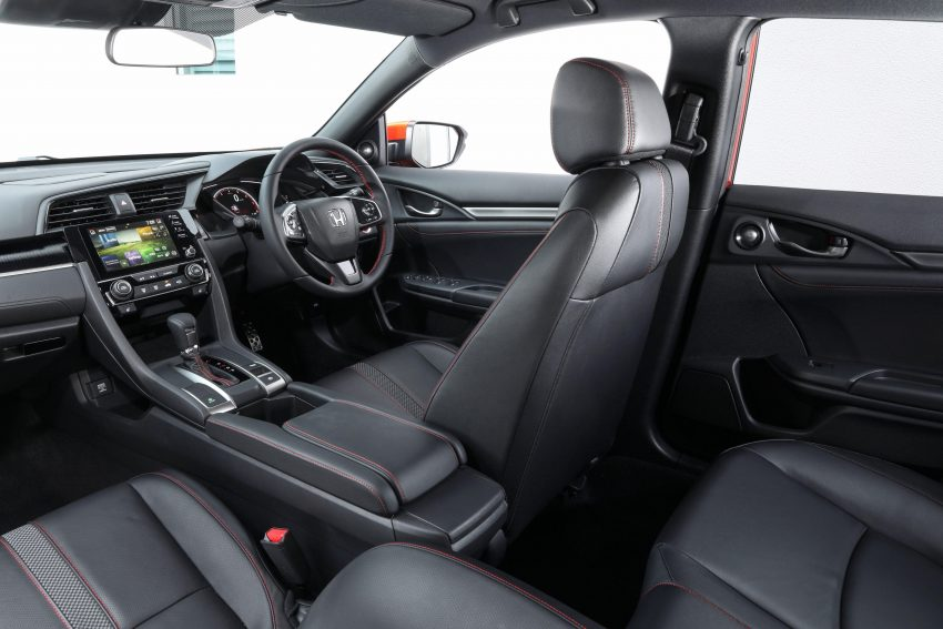 2020 Honda Civic RS Hatchback [AU-spec] - Interior Wallpapers 850x567 #35