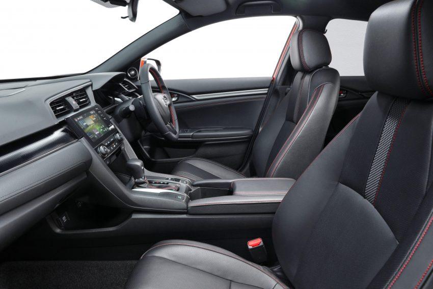 2020 Honda Civic RS Hatchback [AU-spec] - Interior Wallpapers 850x567 #36