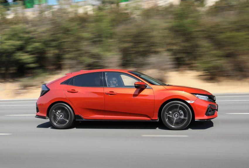 2020 Honda Civic RS Hatchback [AU-spec] - Side Wallpapers 850x572 #9