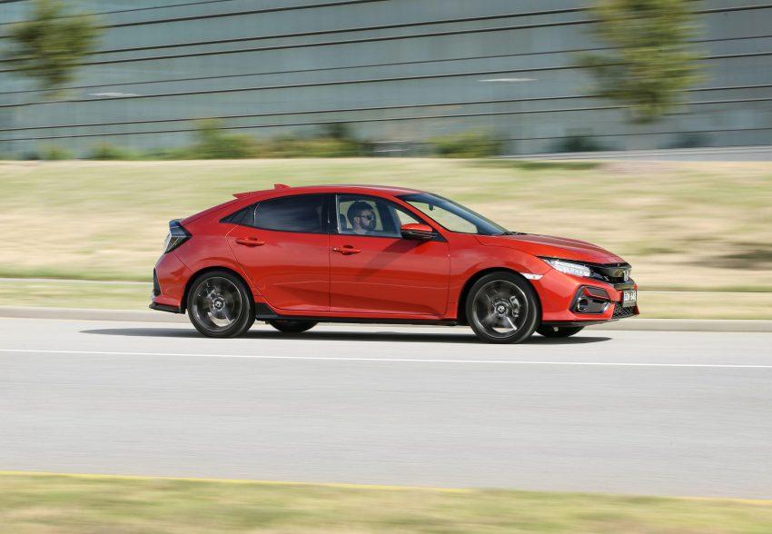 2020 Honda Civic RS Hatchback [AU-spec] - Side Wallpapers 850x588 #10