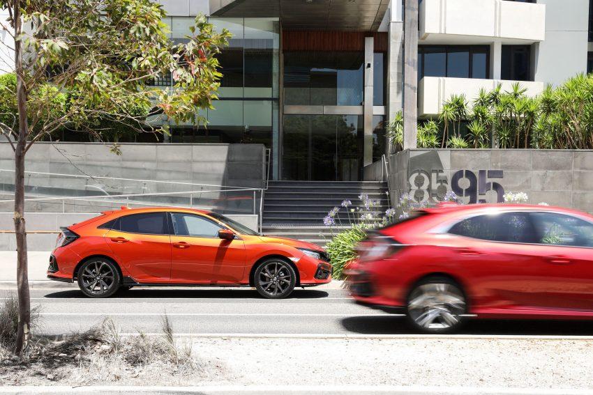 2020 Honda Civic RS Hatchback [AU-spec] - Side Wallpapers 850x567 #20