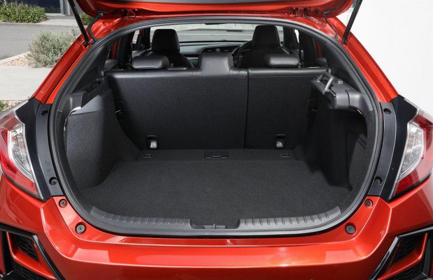 2020 Honda Civic RS Hatchback [AU-spec] - Trunk Wallpapers 850x549 #41