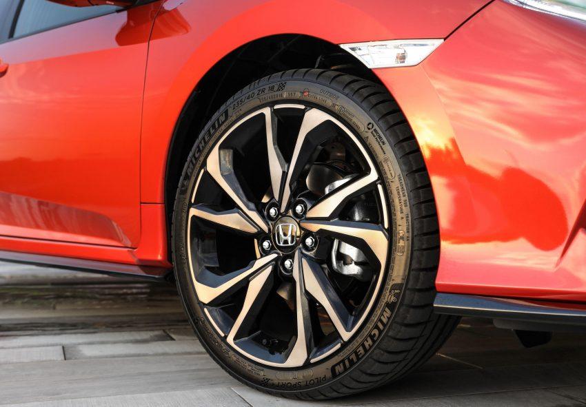 2020 Honda Civic RS Hatchback [AU-spec] - Wheel Wallpapers 850x591 #27