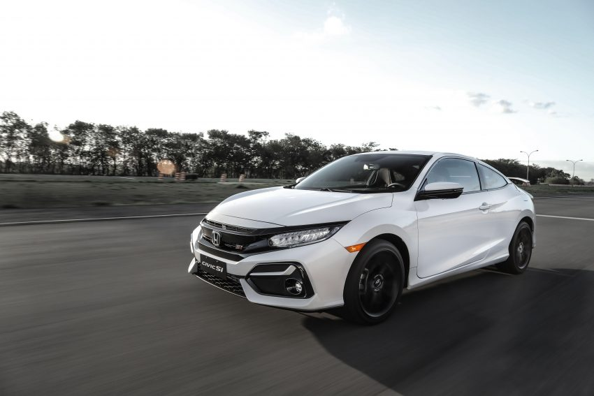 2020 Honda Civic Si Coupe - Front Three-Quarter Wallpapers 850x567 #23