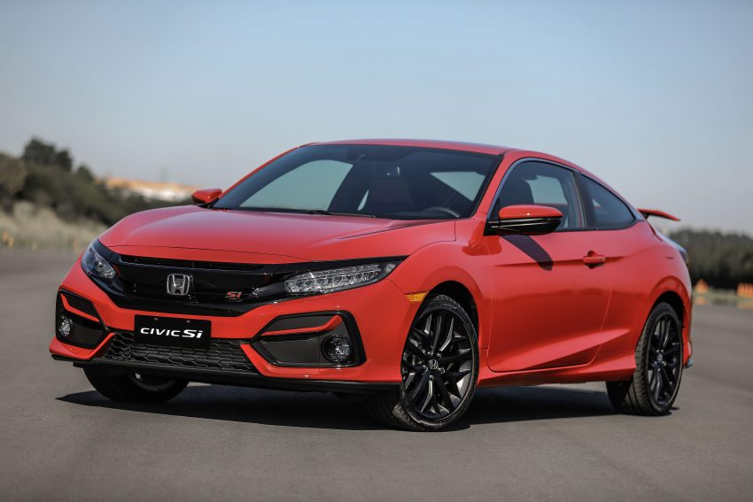 2020 Honda Civic Si Coupe - Front Three-Quarter Wallpapers 850x567 #12