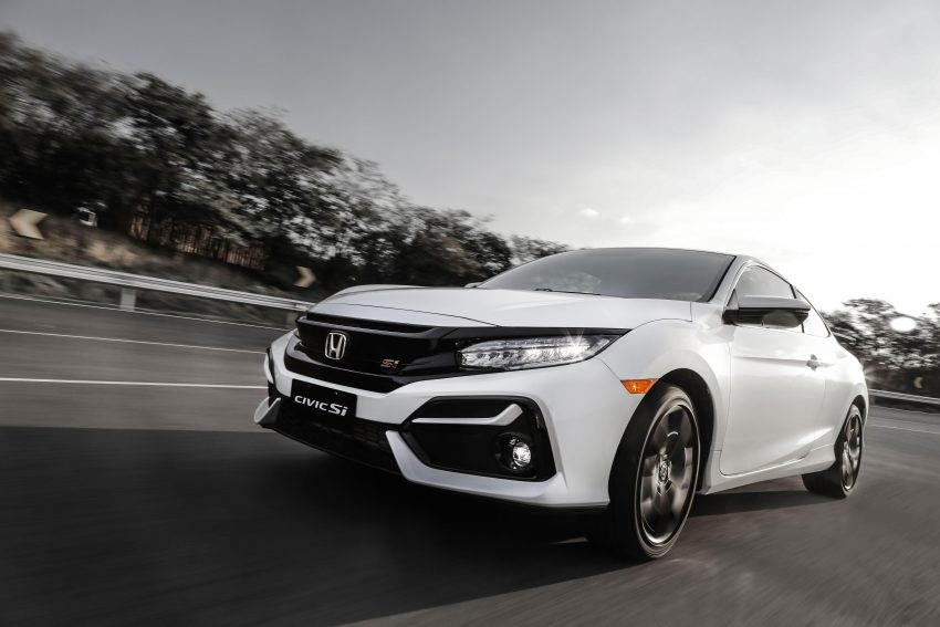 2020 Honda Civic Si Coupe - Front Three-Quarter Wallpapers 850x567 #31